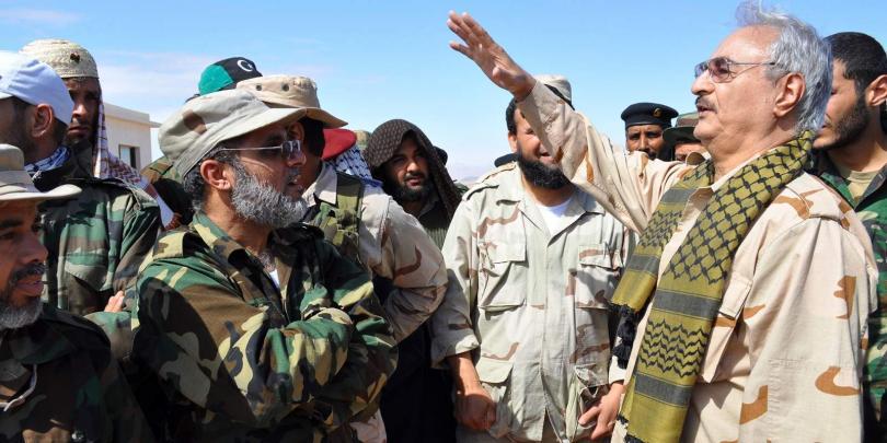 «Американский ставленник» Хафтар: зачем Россия поддерживает в Ливии «агента ЦРУ»?