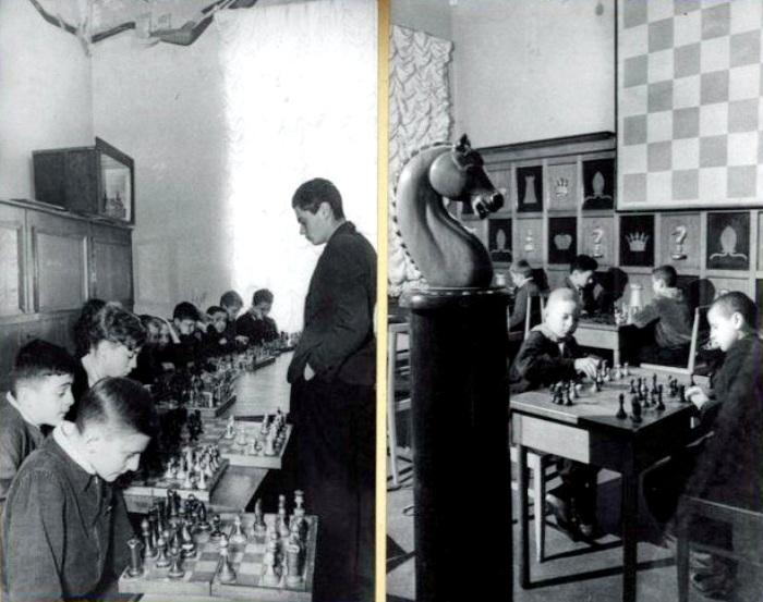 Шахматы в СССР стали считаться наукой. /Фото: cont.ws