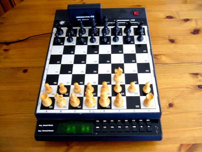 Советский шахматный компьютер. /Фото: pikabu.ru