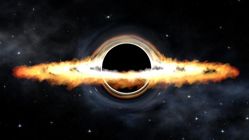 В Млечном Пути обнаружена черная дыра, которая может вращать само пространство