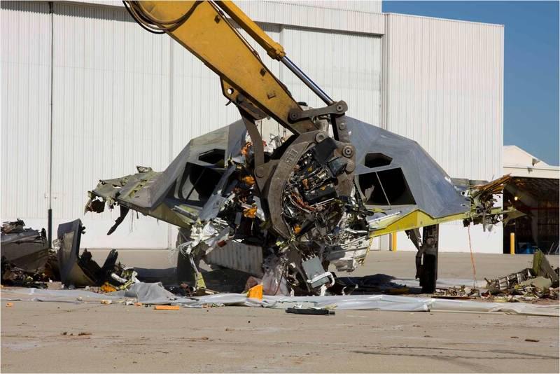 Lockheed F-117 Nighthawk – не очень незаметный и совсем не истребитель