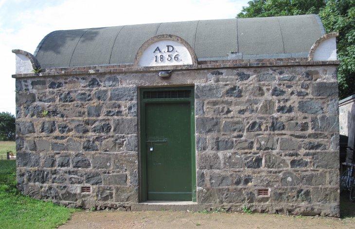Самая маленькая действующая тюрьма в мире