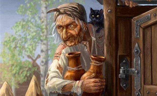 Любопытные факты про кота Баюна