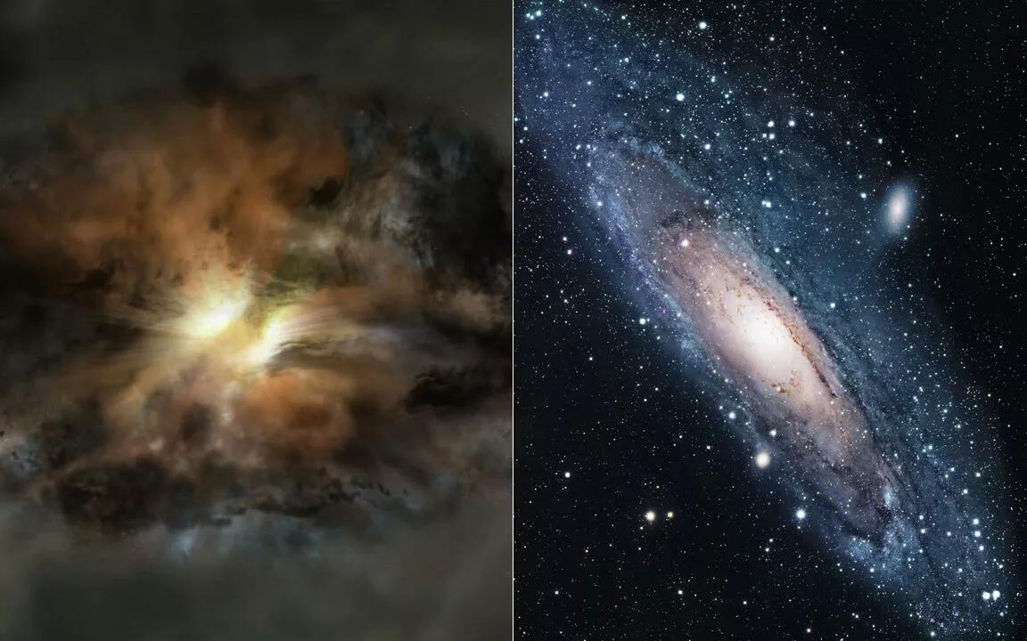 Скопления мертвых и миры-каннибалы. Самые странные галактики во Вселенной