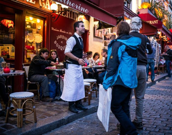 Языковой барьер и обслуживание. | Фото: Travel On Spot.