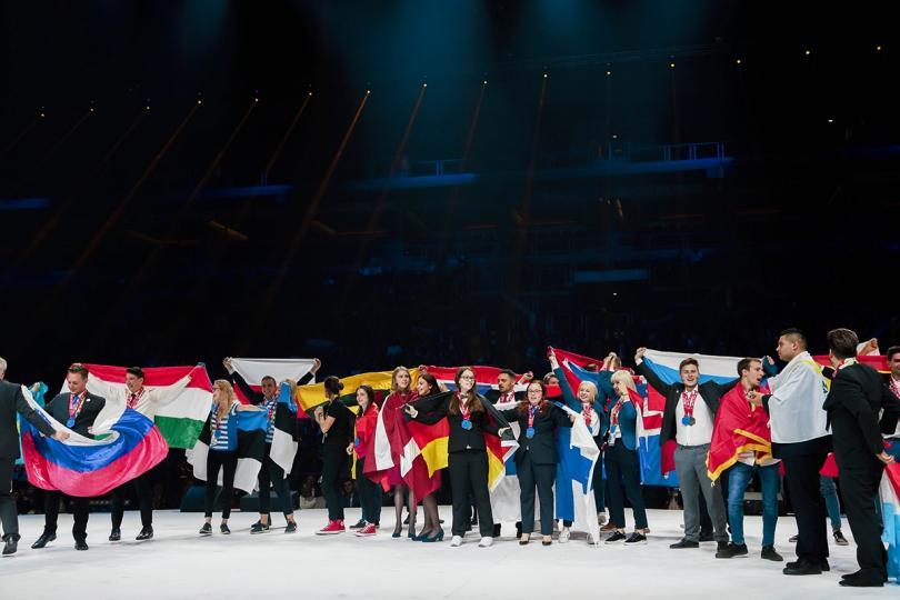 Россия — победитель EuroSkills-2018