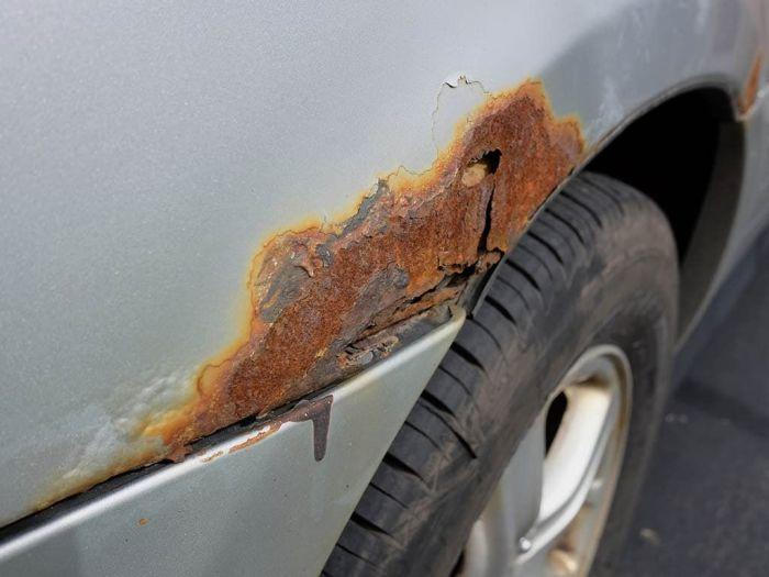 Почему ржавеет оцинкованный кузов авто