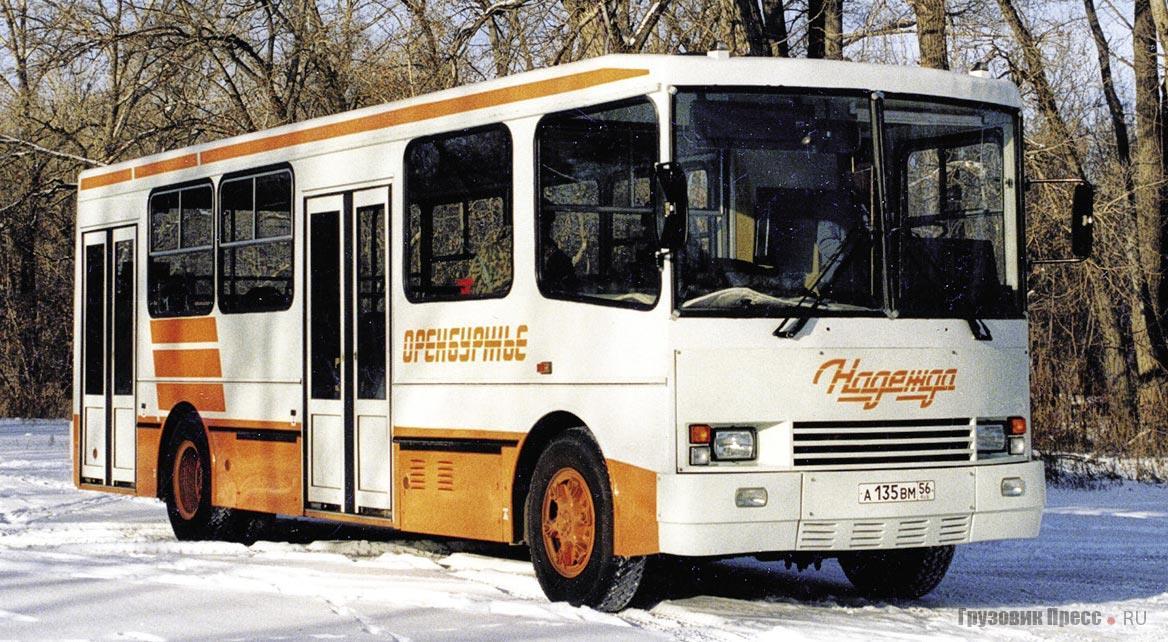 Автобус САРМАТ-4225 из Орска, 1997 г.