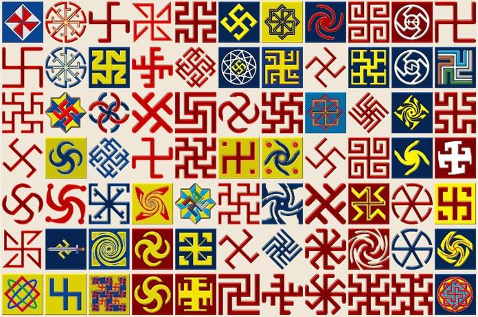 Символ и философия свастики у разных народов