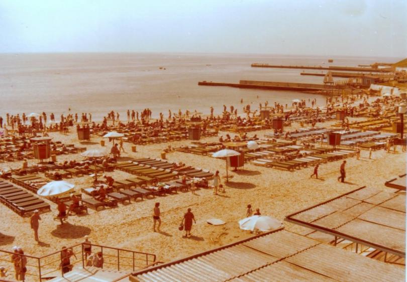 Холерное лето 1970 года