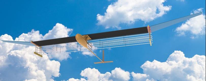 """Физики из США создали первый """"ионный"""" самолет"""