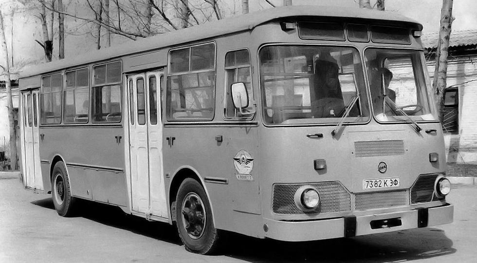 модернизированная версия ЛиАЗ 677М