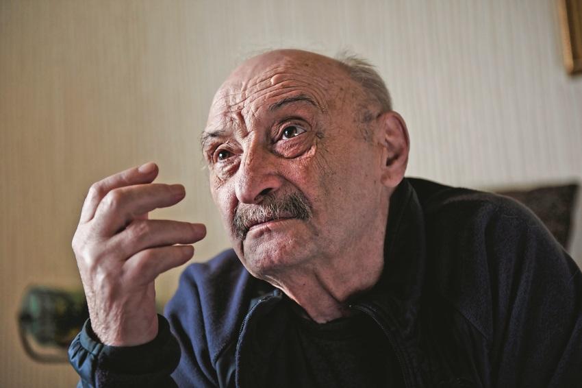 История грузинского ученого, который два года провел в волчьей стае