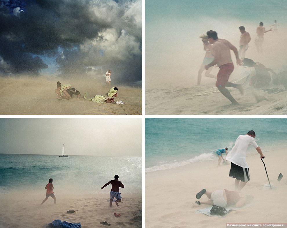 Maho Beach — один из самых необычных пляжей в мире