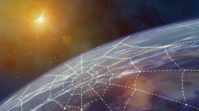 Китай решил построить в космосе солнечную электростанцию