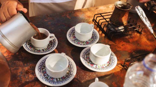 Кофе стал частью местной культуры во многих странах