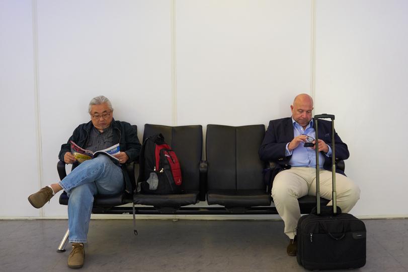 длиннопост,самолет,аэропорт,тайвань