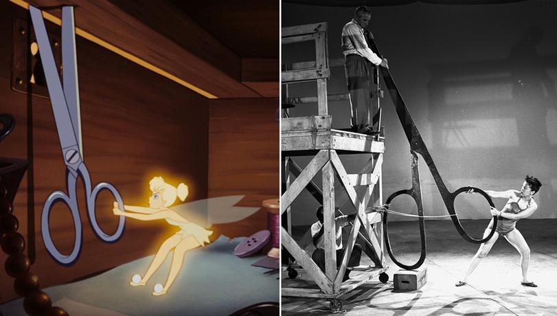 Disney,Мультфильмы,Tinker Bell,Динь-Динь,Peter Pan (Disney),Питер Пэн,длиннопост,реактор познавательный