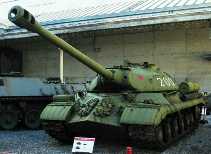 ИС-3 десятками поставляли египтянам. /Фото: topwar.ru