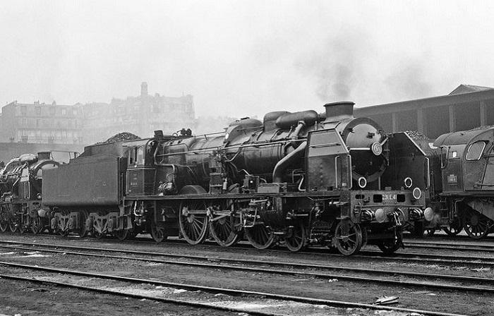Прокладывание новых железных дорог вдохновило Луи на создание чемоданов. / Фото: Loco-ho.com.