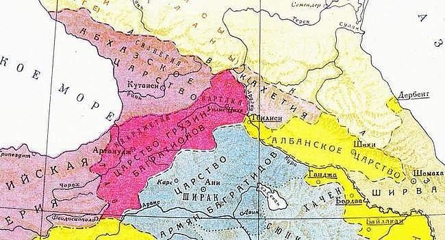 Политическая модель выживания грузинского государства