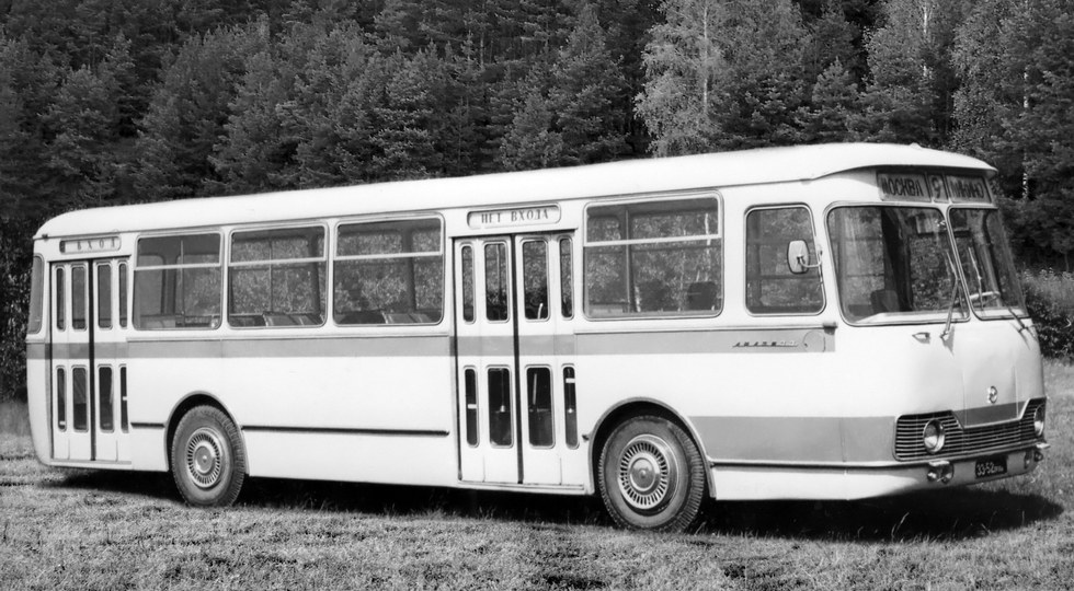 ЛиАЗ-677 предсерийный