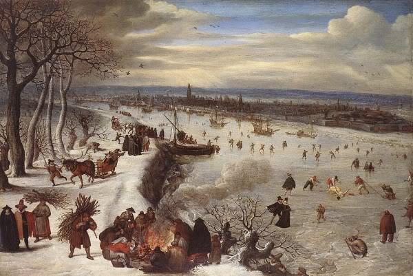 Начало лета в Антверпене 1816 год