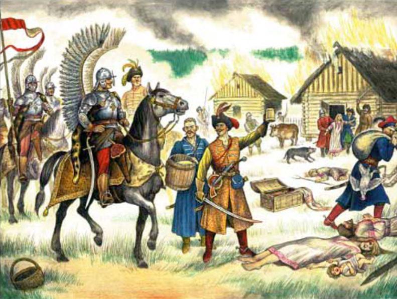 Почему поляки не смогли удержать Москву в 1612 году