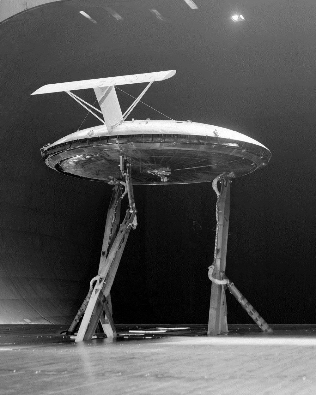 Как американские военные строили летающие тарелки