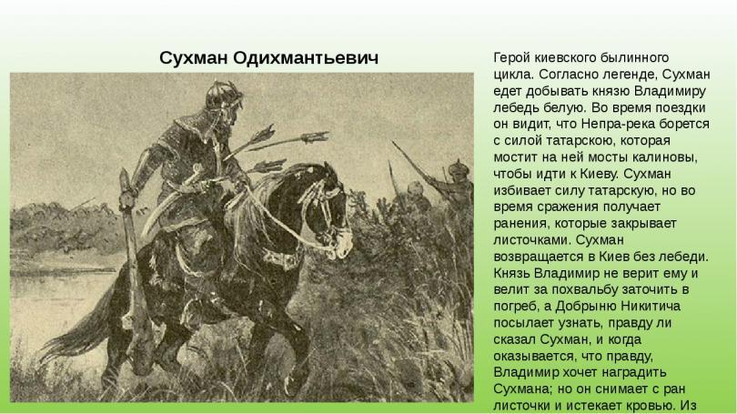 """""""Неизвестные"""" русские богатыри"""