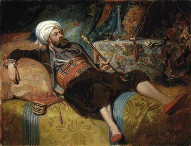 Табак в России в конце XIX века