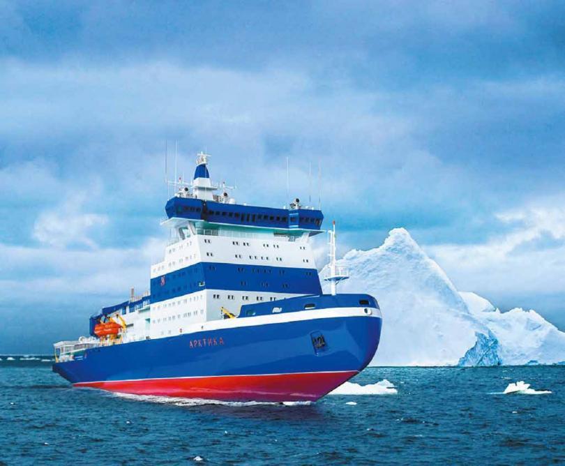 Запад грустно наблюдает за расширением ледокольного флота России