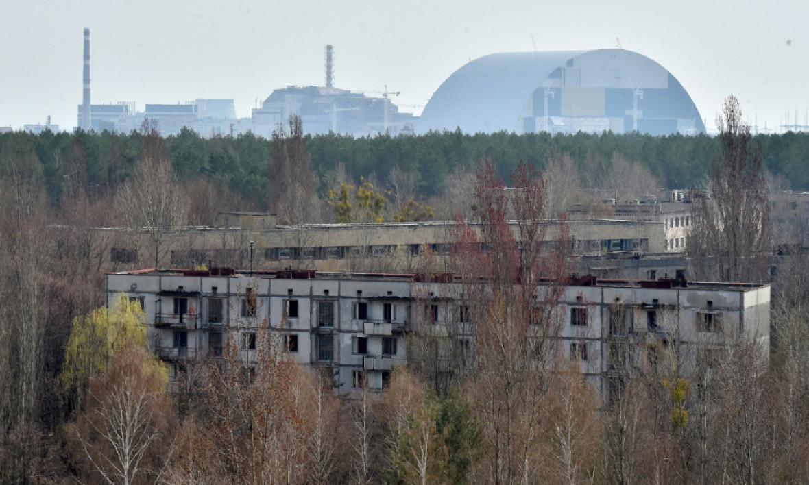 Туристическая чернобыльская зона