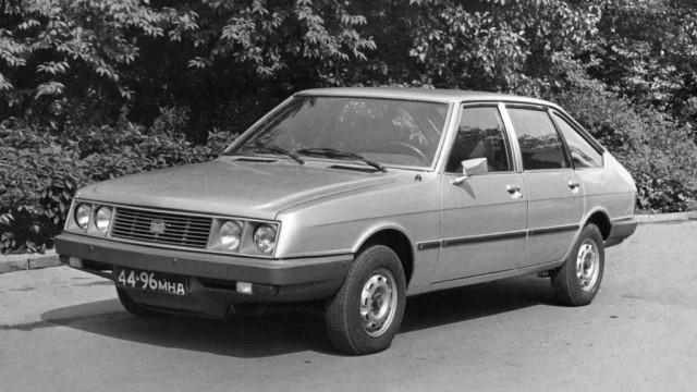 Ранний прототип заводчане метко нарекли Максимкой
