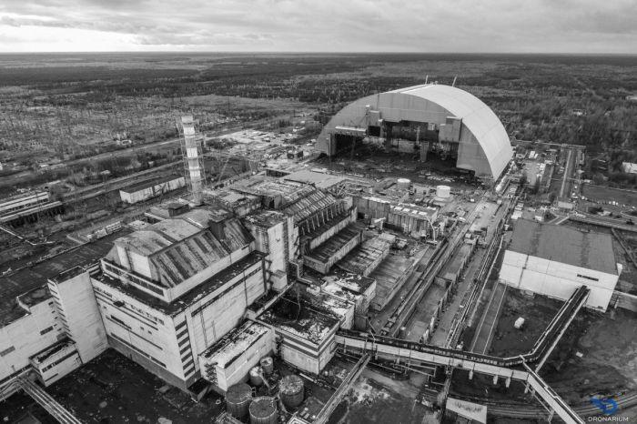 На Чернобыльской АЭС ситуация было совсем иная / Фото: