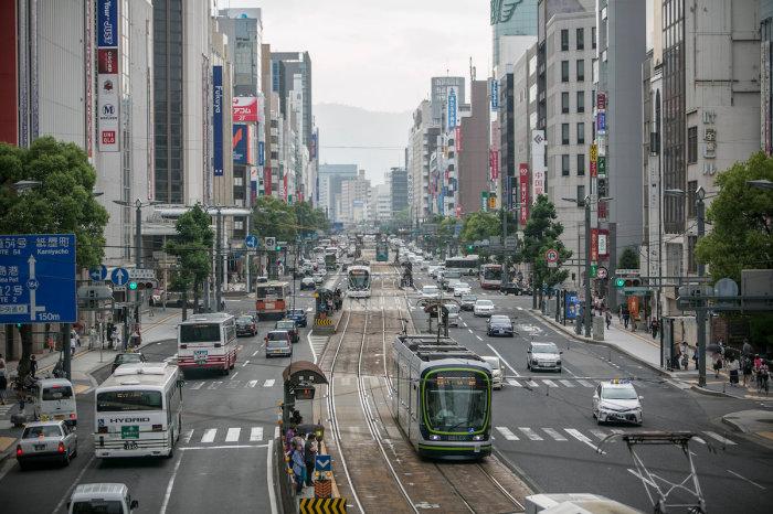 Постепенно Хиросима и Нагасаки начали возвращаться к прежней жизни / Фото: businessinsider.sg