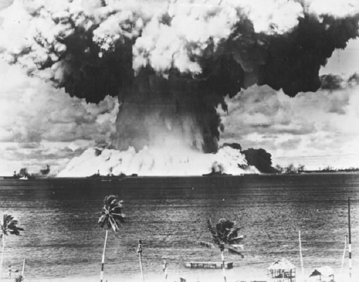 В Хиросиме и Нагасаки взрыв был меньше, чем в Чернобыле / Фото: wikiway.com