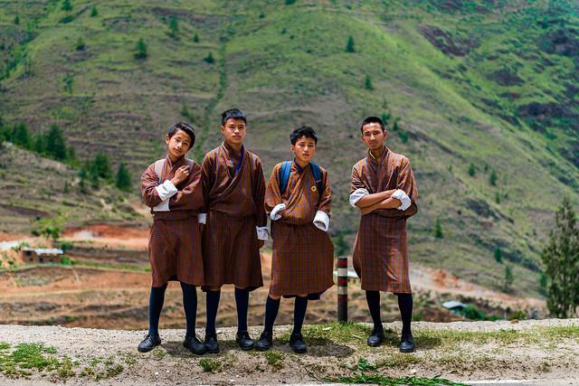 8 стран, в которых юбка — признак мужественности