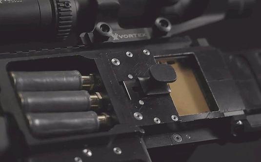 Изобретена электровинтовка, которая стреляет одновременно пятью пулями