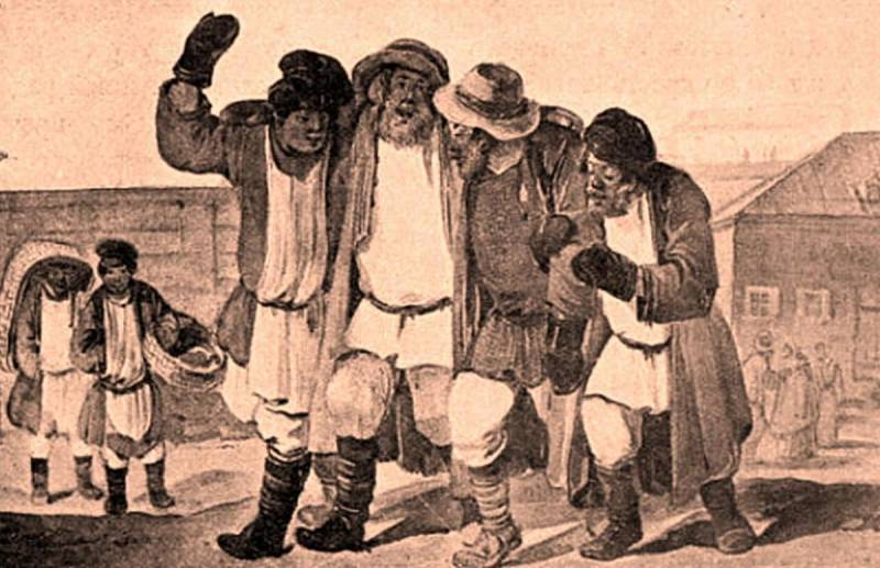 Роль водки в истории России: правда и вымысел
