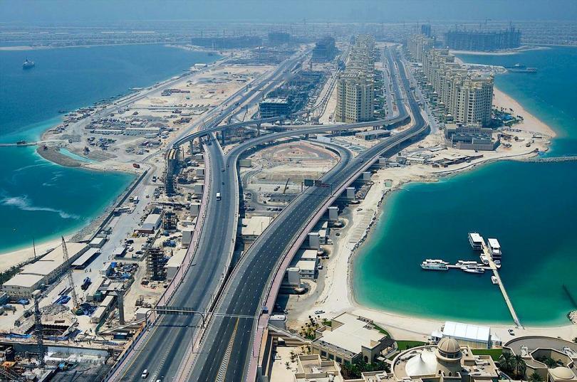 Искусственные острова в Дубае – огромное достижение в истории мировой архитектуры