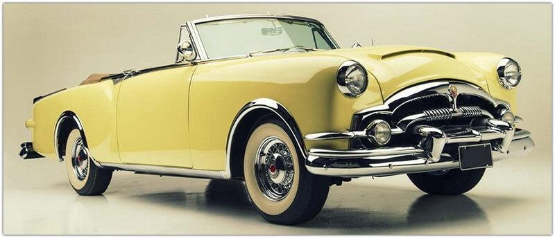 Packard Caribbean — авто для молодежи.