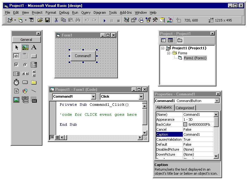 Расцвет и упадок Visual Basic