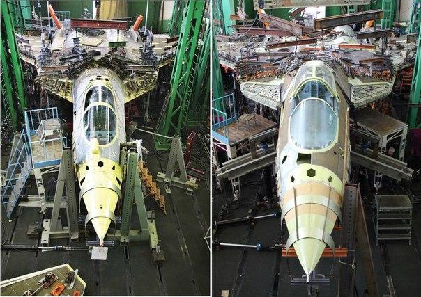 Начаты тесты радиофотонных РЛС для модификации Су-57