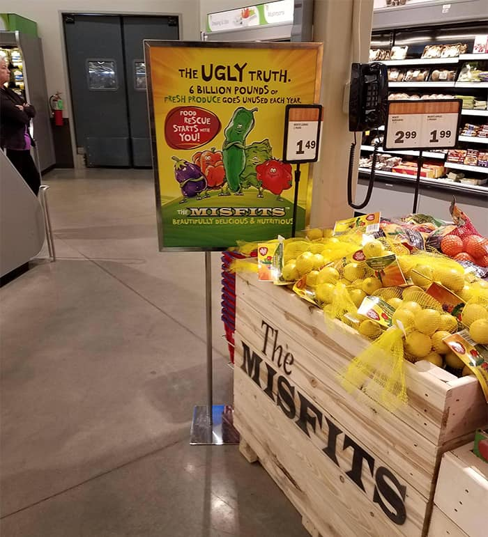 My Local Grocery Store Is Selling Unattractive Produce At Reduced Prices That Would Normally Be Tossed Out!