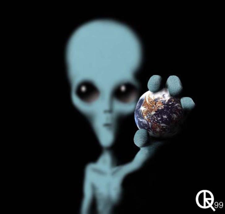 Инопланетяне могут считать Землю необитаемой — National Geographic ... | 692x727