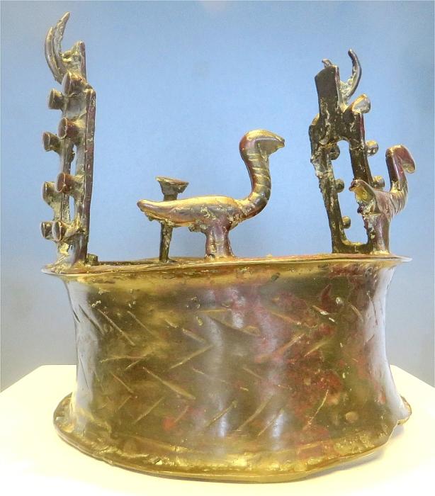 Загадочная корона/Фото: Израильский музей