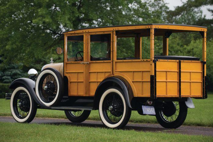 Деревянные машины XX века