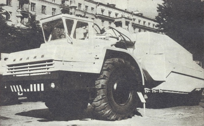 Большая машина. /Фото: nashi-avto.ru.