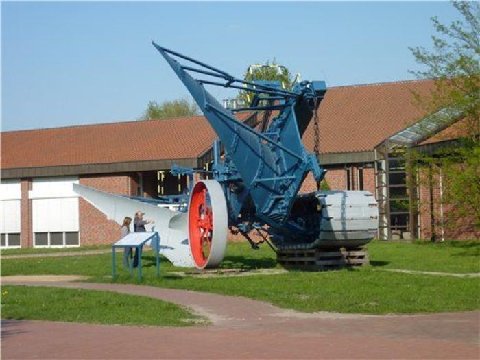Плуг - экспонат музея. /Фото: pinterest.com